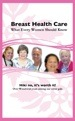 Breast Health Booklet: Breast Health Care